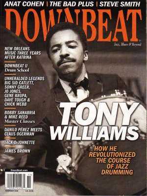 Downbeat Magazine a guide to jazz