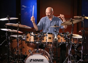 From massive stadium beats with Journey to his renaissance as one of the most exciting and brilliant jazz drummers playing today, Steve Smith continues to evolve as a player.