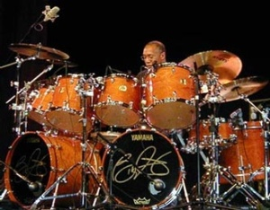 Jazz/rock fusion drummer who's worked with Miles Davis and the Mahavishnu Orchestra and on his own Spectrum album.