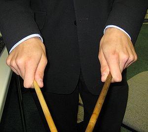 Match Grip