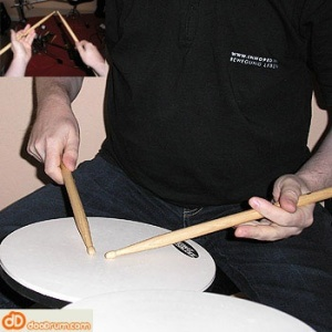 Traditional Grip
