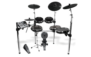 Alesis DM10X Kit Premium Electronic Drum Set (6-Piece) at zZounds