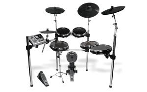Alesis DM10X Kit Premium Electronic Drum Set (6-Piece) at zZounds