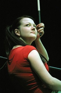 "Megan Martha ""Meg"" White is an American drummer from Detroit best known for her work in the Detroit rock duo The White Stripes with her former husband Jack White with whom she was married from 1996 to 2000. After releasing several singles and three albums within the Detroit music scene, the White Stripes rose to prominence in 2002, as part of the garage rock revival scene. Their successful and critically acclaimed albums White Blood Cells and Elephant drew them attention from a large variety of media outlets in the United States and the United Kingdom, with the single ""Seven Nation Army"" and its now-iconic guitar riff becoming a huge hit. The band recorded a further two albums, Get Behind Me Satan in 2005 and Icky Thump in 2007. The group was dissolved in 2011 after a lengthy hiatus from performing and recording."
