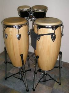 Congas and Bongos