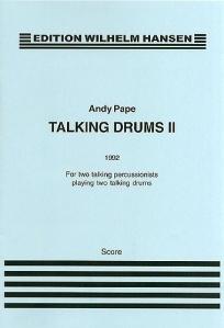 Talking Drums II http://www.musicroom.com