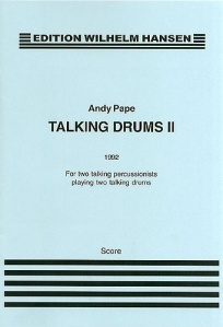 Talking Drums II http://www.musicroom.com