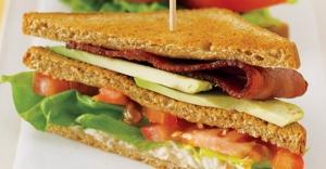 club sandwich promo