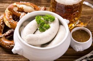 Weisswurst Frühstück